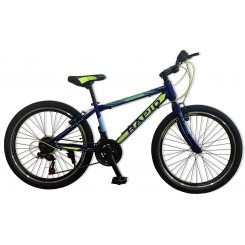 122523 - VELOSIPED 24 RAPID BOOSTER BLUE