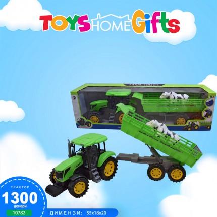 Трактор - 10782